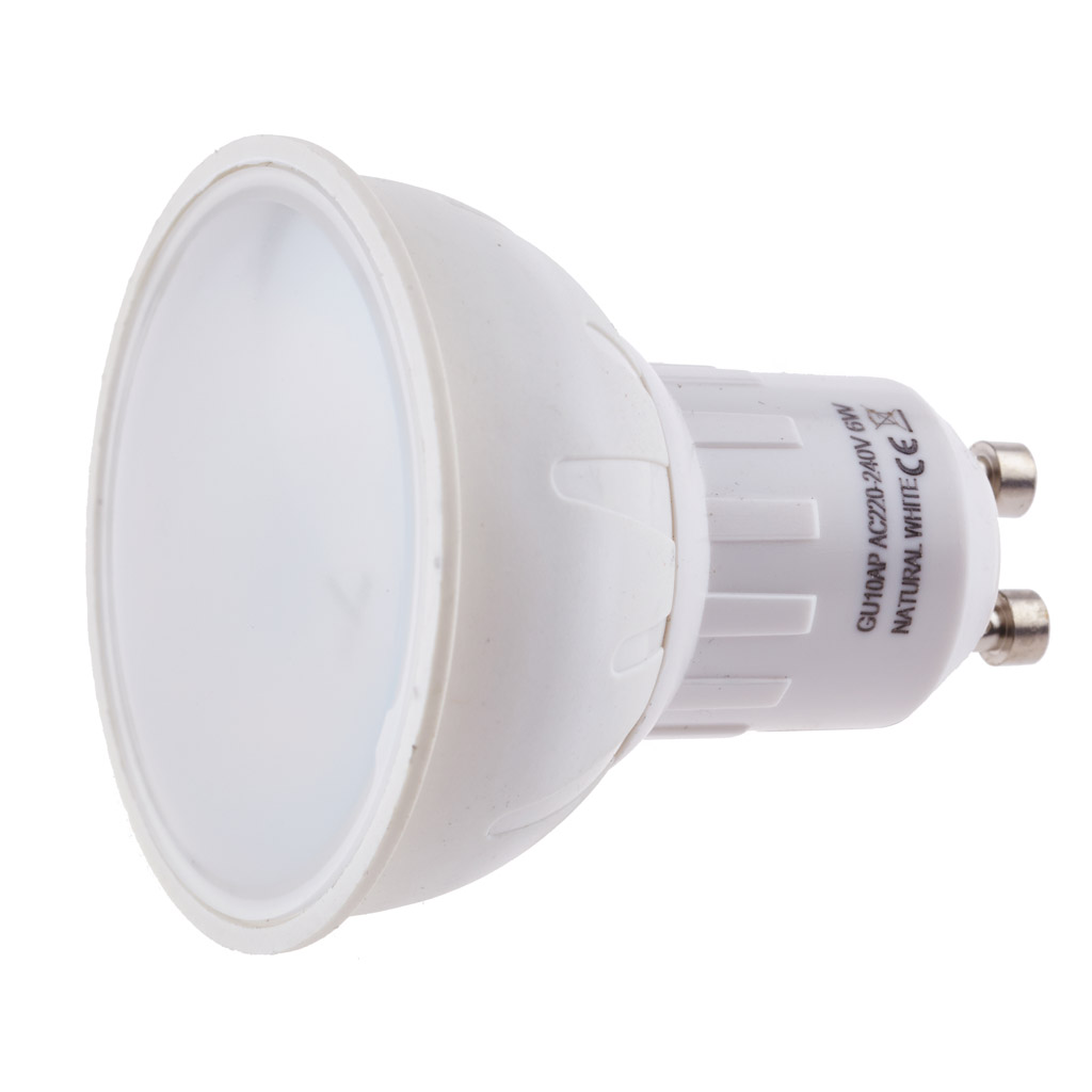 LED žárovka GREEN LIGHTS GU10 SMD2358 6W AP
