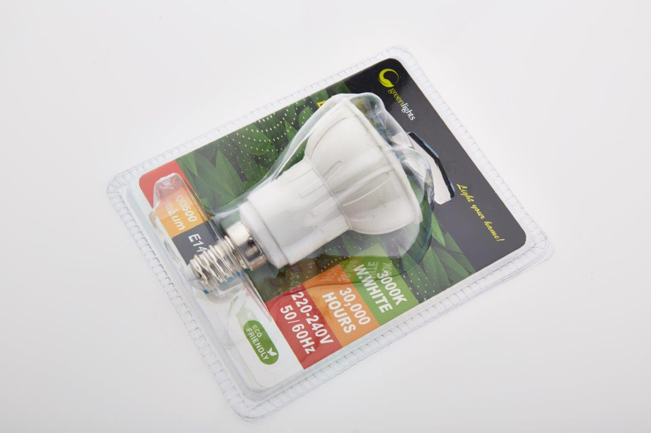 LED žárovka GREEN LIGHTS E14 SMD2358 6W AP