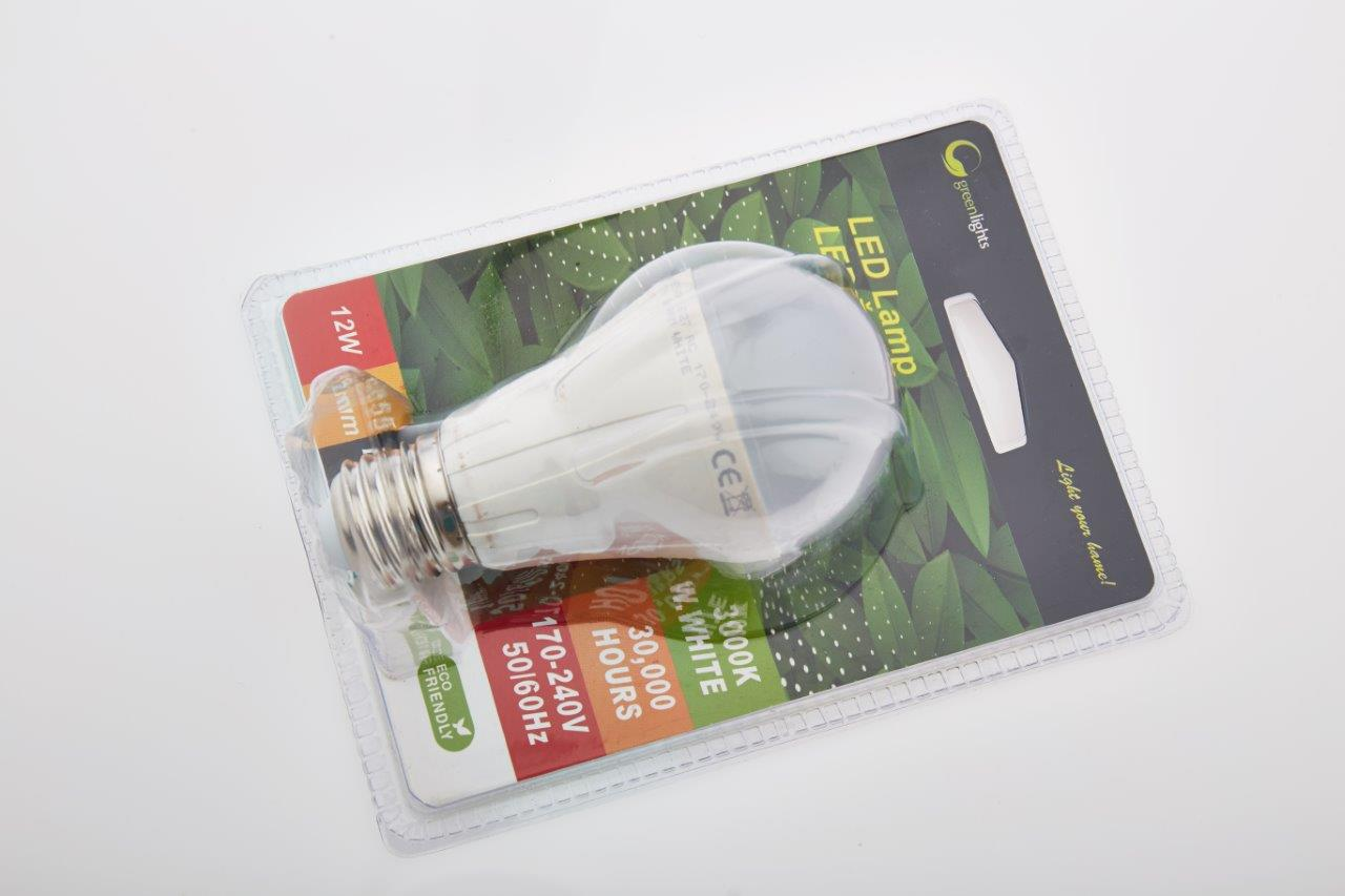 LED žárovka GREEN LIGHTS E27 SMD2358 12W AP